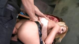 That precious cherry pie is creature torn unique by her chaps in that jail