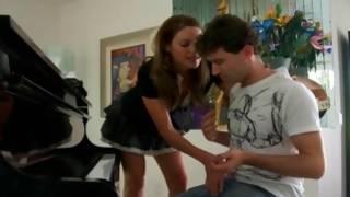 Watch hottie is seducing a brutal beloved